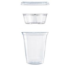 DCCPF35C1CP - Dart® Clear PET Cups