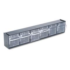 DEF20604OP - deflect-o® Tilt Bin™ Horizontal Interlocking Storage System