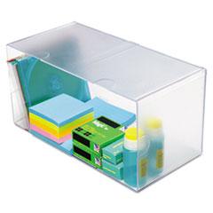 DEF350501 - deflect-o® Stackable Cube Desktop Organizer