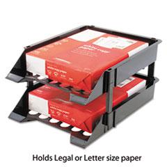 DEF63304 - deflect-o® Super Tray® Unbreakable Countertop Tray Set