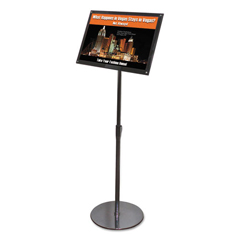 DEF790704 - deflecto® Telescoping Sign Display