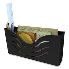 DEF951526 - deflecto® EZ Link Magnetic Wall Mount Supply Organizer