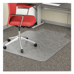 DEFCM11112 - deflect-o® EconoMat® Chair Mat for Low Pile Carpeting