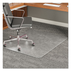 DEFCM17443F - deflect-o® ExecuMat® Chair Mat for Highest Pile/Plush Carpeting