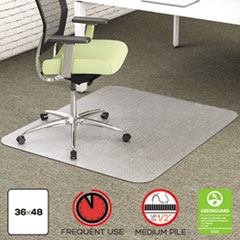 DEFCM1K142PET - deflect-o® Environmat PET Chair Mat