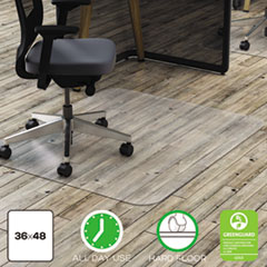DEFCM21142PC - deflect-o® Polycarbonate Chair Mat