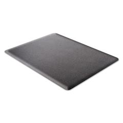 DEFCM24242BLKSS - Ergonomic Sit Stand Mat, 53 x 45, Black