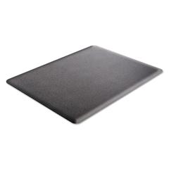DEFCM24442BLKSS - Ergonomic Sit Stand Mat, 60 x 46, Black