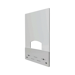 DEFPBCMA3138P - deflecto Mounting Safety Barrier