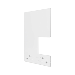 DEFPBCMPC2331S - deflecto Mounting Safety Barrier