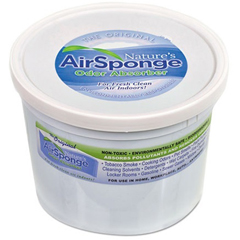DEL1013EA - Nature's Air Odor-Absorbing Replacement Sponge