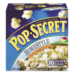 DFD28781 - Diamond Foods Pop Secret® Popcorn