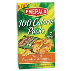 DFD54325 - Emerald Walnuts and Almonds 100 Calorie Packs