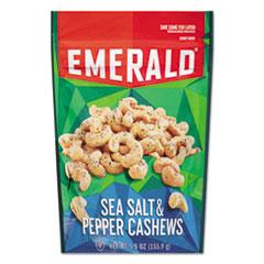 DFD93664 - Diamond Foods Emerald® Sea Salt & Pepper Cashews