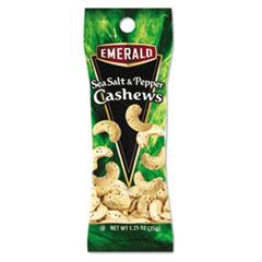 DFD93817 - Emerald® Sea Salt and Pepper Cashews, 1.25 oz