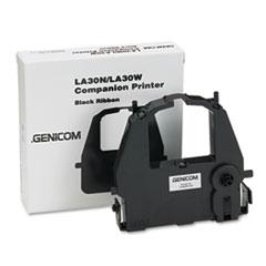 DGELA30RKA - TallyGenicom LA30RKA Compatible Ribbon, Black