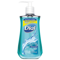 DIA02670CT - Dial® Spring Water® Antibacterial Liquid Hand Soap