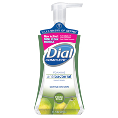 DPR02934 - Dial Complete® Antbacterial Foaming Hand Soap