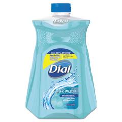 DIA04729CT - Dial® Spring Water® Antibacterial Liquid Hand Soap