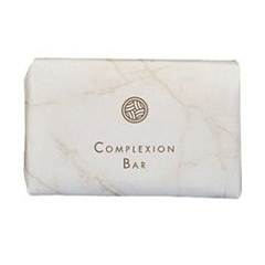 DIA06010 - White Marble Guest Amenities Cleansing Soap