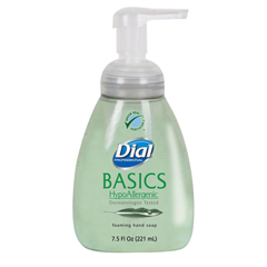 DPR06042 - Basics Hypoallergenic Foaming Lotion Soap