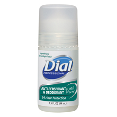 DIA07686 - Dial® Scented Anti-Perspirant Roll-On Deodorant
