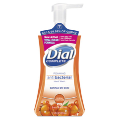 DIA12014EA - Dial Complete® Antibacterial Foaming Hand Soap Pump Bottle