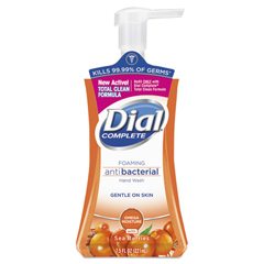 DIA12015CT - Dial Complete® Antibacterial Foaming Hand Soap Pump Bottle