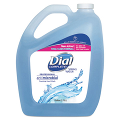 DIA15922EA - Dial® Professional Antimicrobial Foaming Hand Wash