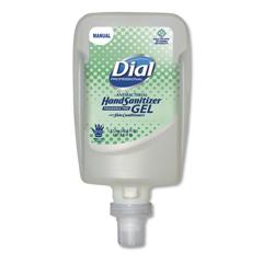 DIA16706EA - Dial® Professional FIT Fragrance-Free Antimicrobial Gel Hand Sanitizer Manual Dispenser Refill