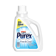 DIA2420006040CT - Purex® Free and Clear Liquid Laundry Detergent