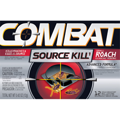 DIA41910 - Combat® Source Kill Small Roach Bait Station