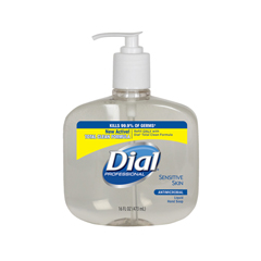DIA80784 - Dial® Antimicrobial Liquid Soap for Sensitive Skin