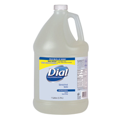 DIA82838 - Dial® Antimicrobial Liquid Hand Soap Refill for Sensitive Skin