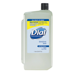 DIA82839 - Dial® Antimicrobial Liquid Soap for Sensitive Skin