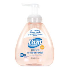 DIA98606 - Dial Complete® Antibacterial Soap Tabletop Pump