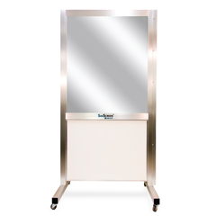 DIASC031101 - DiaMedical USA - SimScreen Standard Simulation Panel - Portable Two Way Mirror for Observation