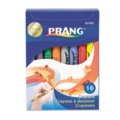 DIX00100 - Dixon® Prang® Crayons Made with Soy