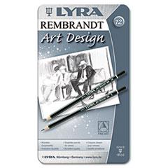DIX1111120 - Dixon® LYRA Graphite Pencils