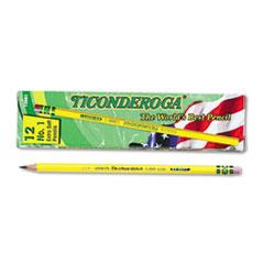 DIX13881 - Dixon® Ticonderoga® Woodcase Pencil