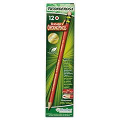 DIX14259 - Dixon® Ticonderoga® Erasable Colored Pencils™