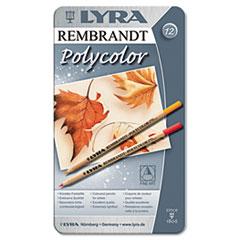 DIX2001120 - Dixon® LYRA Colored Woodcase Pencils