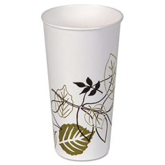 DIX22PPATH - Pathways® Polycoated Paper Cold Cups
