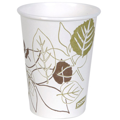 DIX2342WS - Pathways™ 12 oz. Paper Hot Cups WiseSize