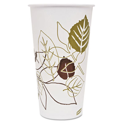 DIX328PPATH - Pathways® Polycoated Paper Cold Cups
