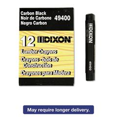 DIX49400 - Dixon® Lumber Crayons