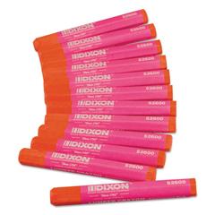 DIX52600 - Dixon® Lumber Crayons