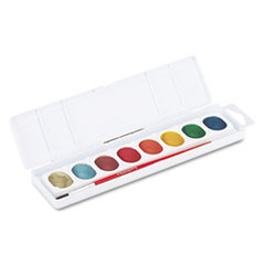 DIX80516 - Prang® Metallic Washable Watercolors