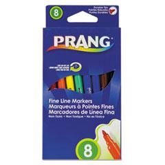 DIX80719 - Dixon® Prang® Fine Line Washable Markers