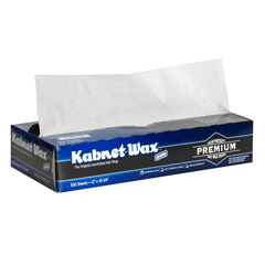DIX83MASTER - Kabnet Wax® Interfolded Heavyweight Dry Waxed Deli Papers